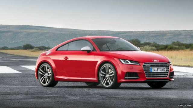 Audi TTS caricos