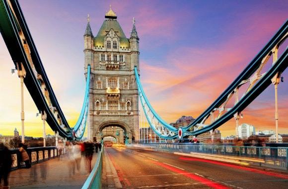 Tower Bridge Road, London