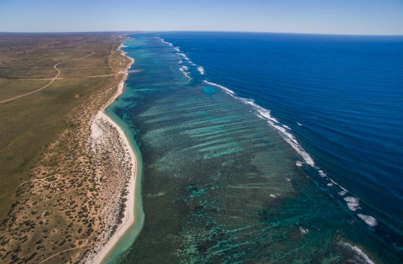 Sal Salis on Ningaloo Reef, Australia