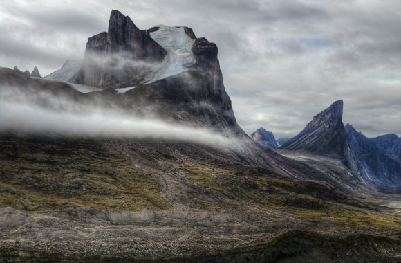 Mount Thor, Auyuittuq National Park