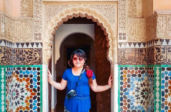ben youseff madrasa marrakech everything zany