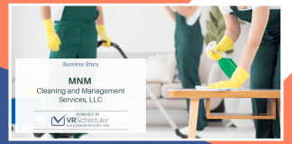 MNM Cleaning and Management Services, LLC & VRScheduler