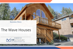 The Wave Houses & VRScheduler