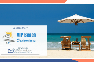 VIP Beach Destinations & VRScheduler