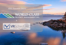 VRScheduler & World Class Property Management