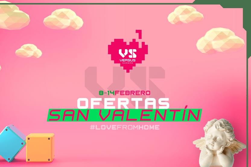San Valentín VS Gamers 2021
