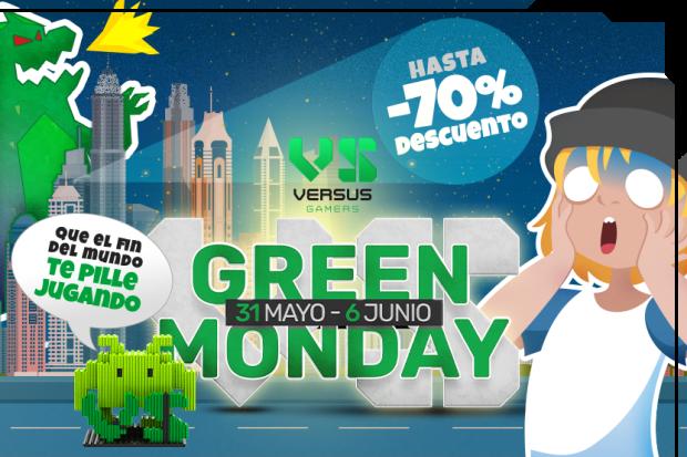Green Monday 2021: sube de nivel tu setup con ofertas de hasta un 70%