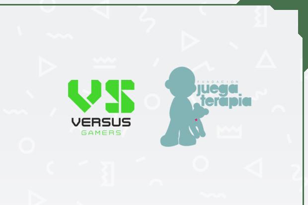 VS Gamers se une a Juegaterapia en un acuerdo solidario para que a los niños, la quimio, se les pase volando