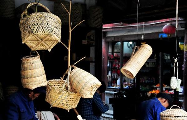 бамбуковые изделия