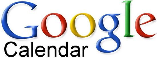 Google calendar : share your calendar details with another account