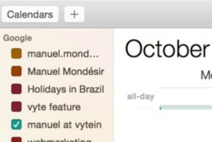 Default-calendar-on-mac-Google-calendar-added