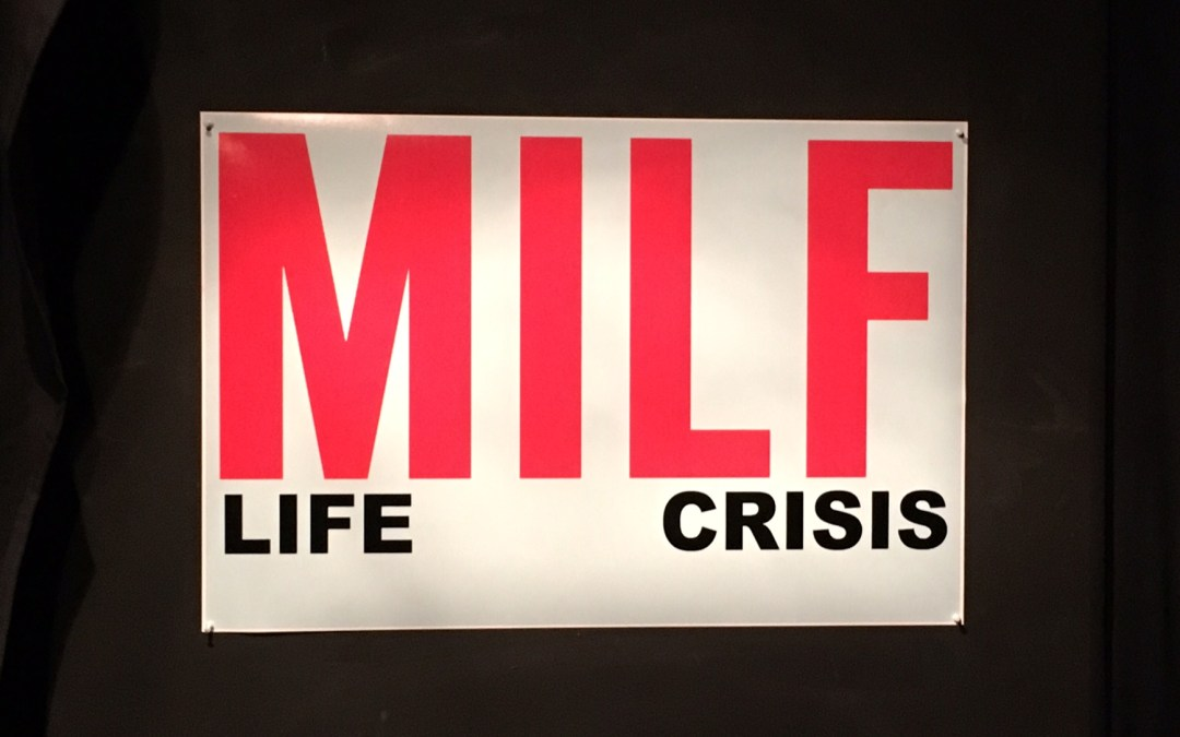 MILF Life Crisis with Moms in TOw