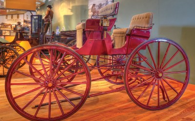 Discover Summer: Northwest Carriage Museum