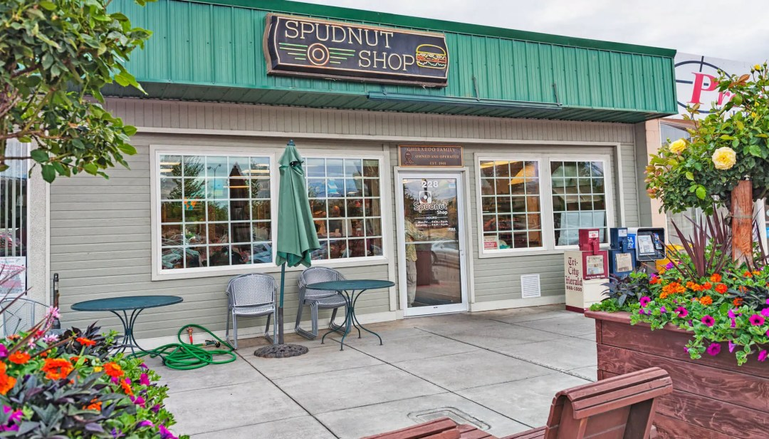 Spundnut Shop in Richland