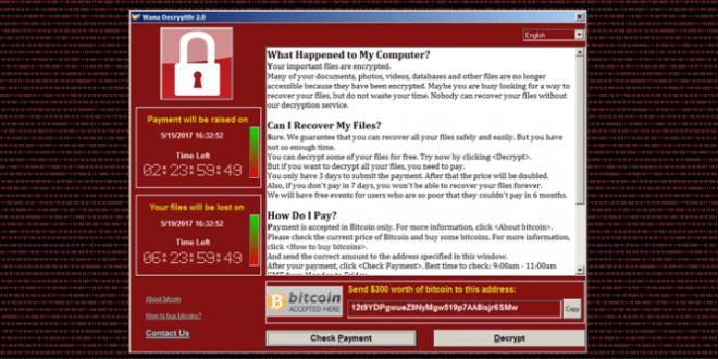 ازاي تمنع فايرس Ransomware او WannaCry من اختراقك .