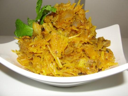 abacha street food