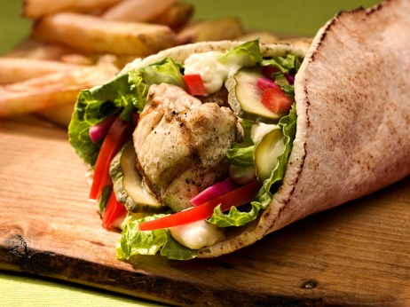 strret shawarma