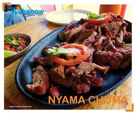 nyama choma food