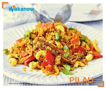 pilau food