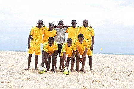 wakanow beach sports series