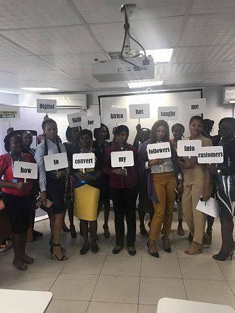 Wakanow women for change