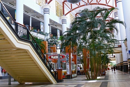 Shopping Malls in Africa