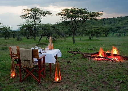Masai Mara Romantic getaway spots in Africa