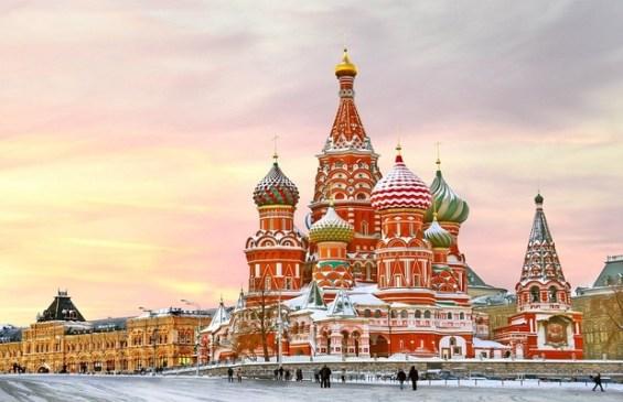 Onion dome Russia