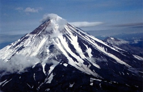 Russia Volcano