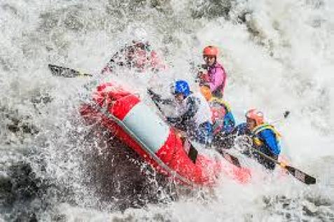 Russia Water Rafting