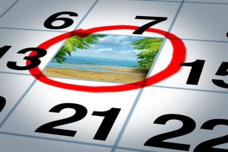 A travel planner calendar - 6 essential travel tips