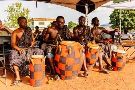 explore Ghana's culture
