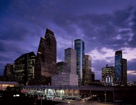 Houston city