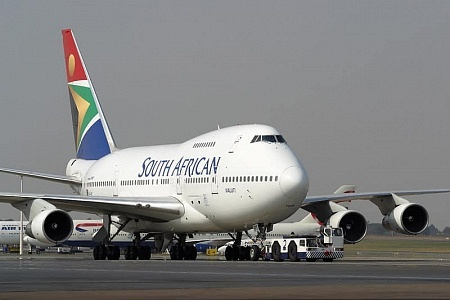 South African Airways airliner