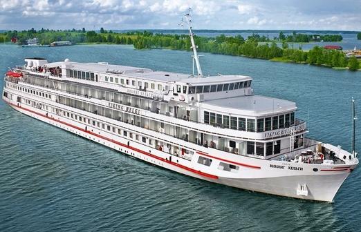 Volga Cruise wakanow