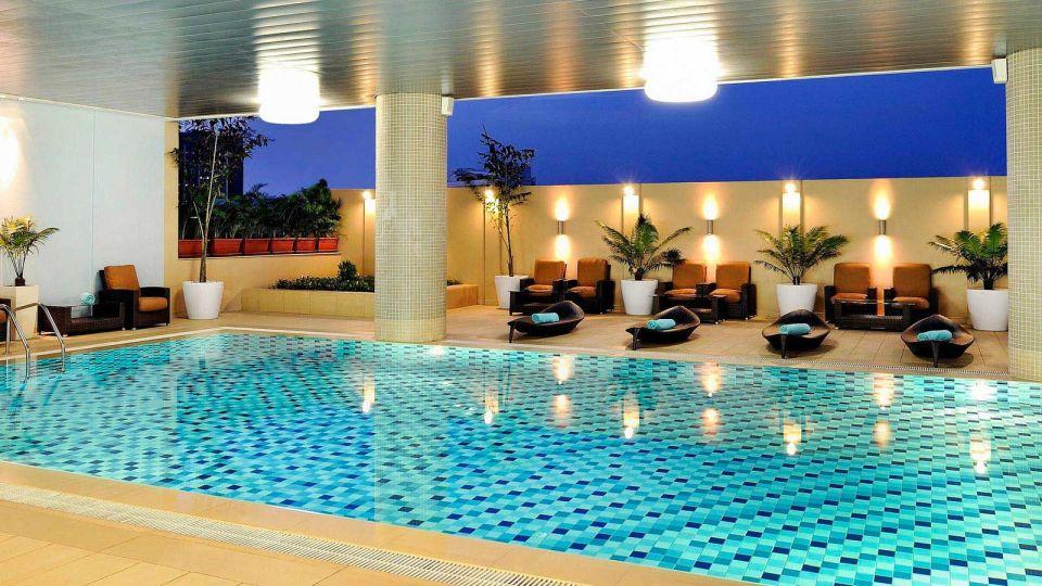 Sheraton Hotel- Swimming Pool