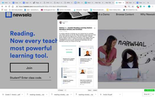 How to use Wakelet in the classroom