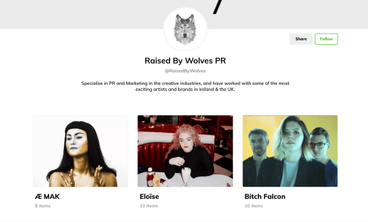 Raised by Wolves PR