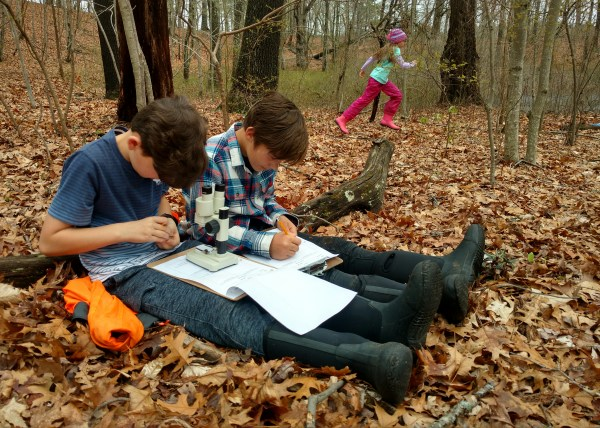 Fourth-grade Advances Natural Science Education