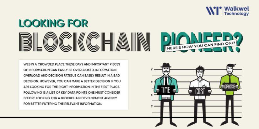 Find Blockchain Pioneer