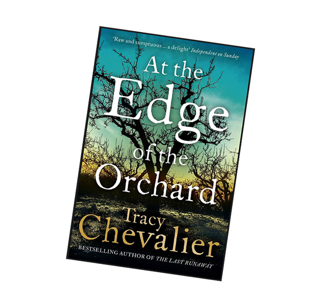 At the Edge of the Orchard book