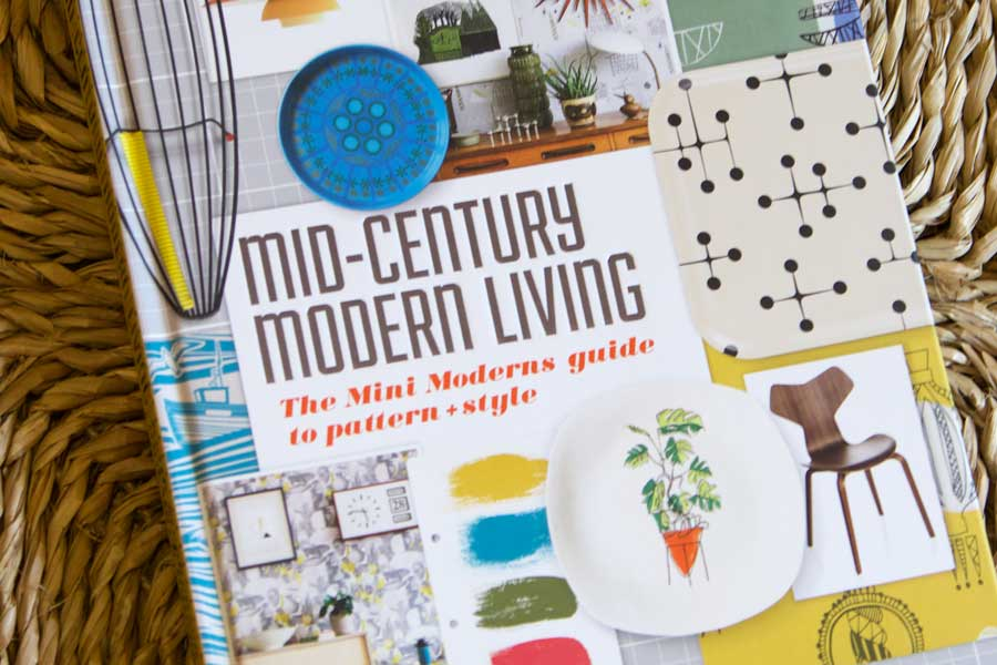 Mid Century Modern living cover