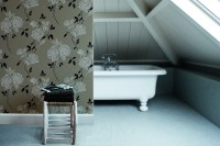 All You Need to Know About Wallpaper in a Bathroom