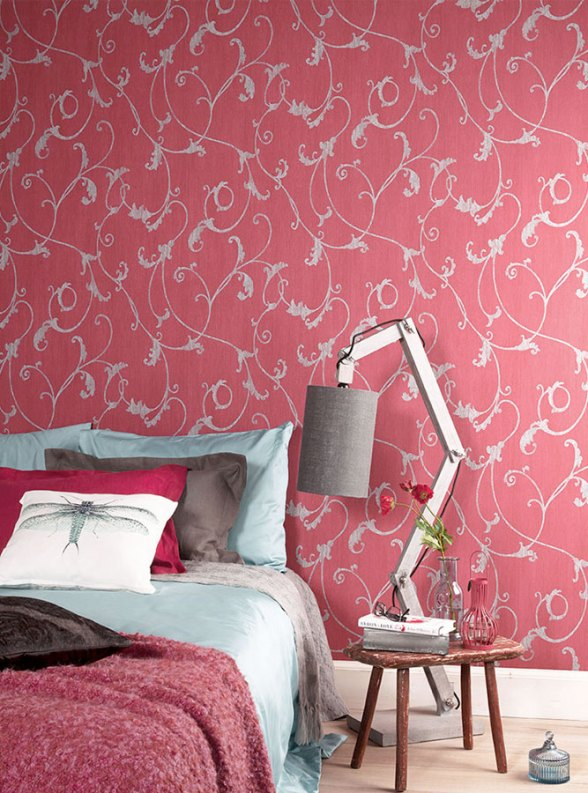 Thistles Paste The Wall Floral Wallpaper By Walls Republic