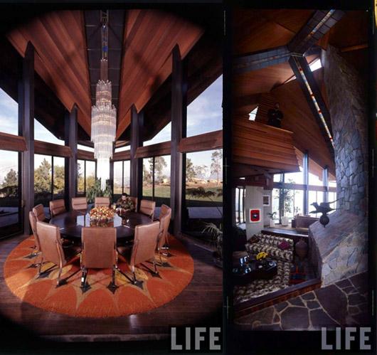 Wilt Chamberlain House On The Hill  Shelby White  The blog of artist visual designer and