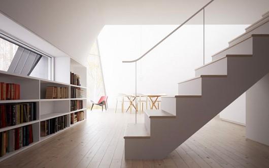 ALLANDALE HOUSE: A CREATIVE GETAWAY