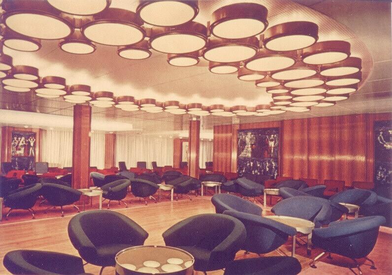 MidCentury Interior Design Flashback  Shelby White  The