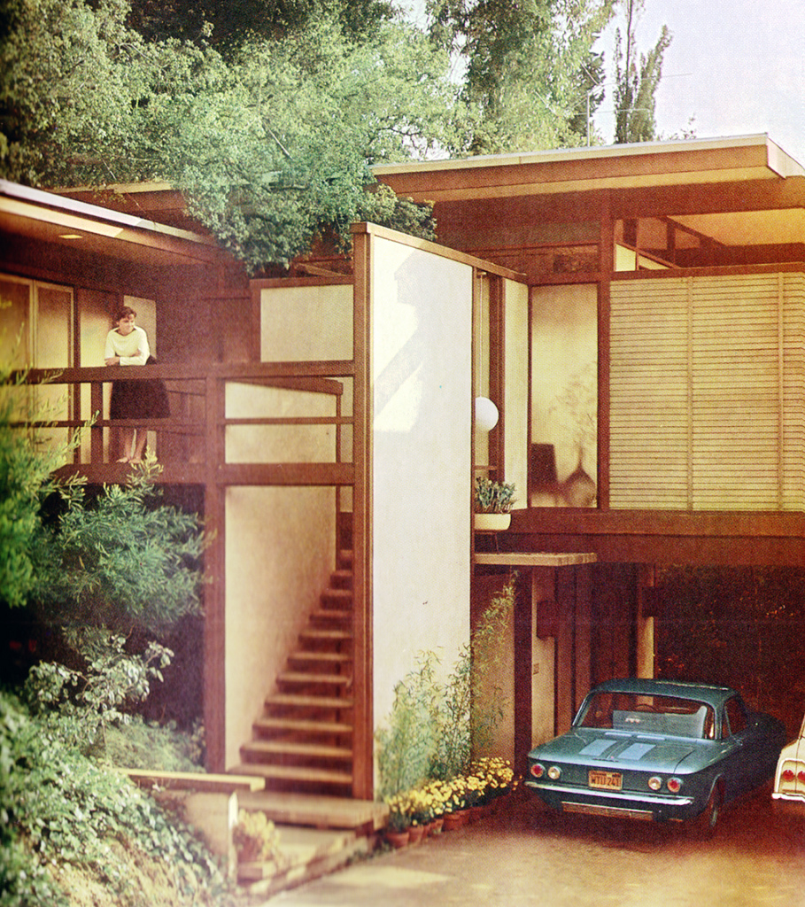The Architecture of MidCentury Modern  Shelby White
