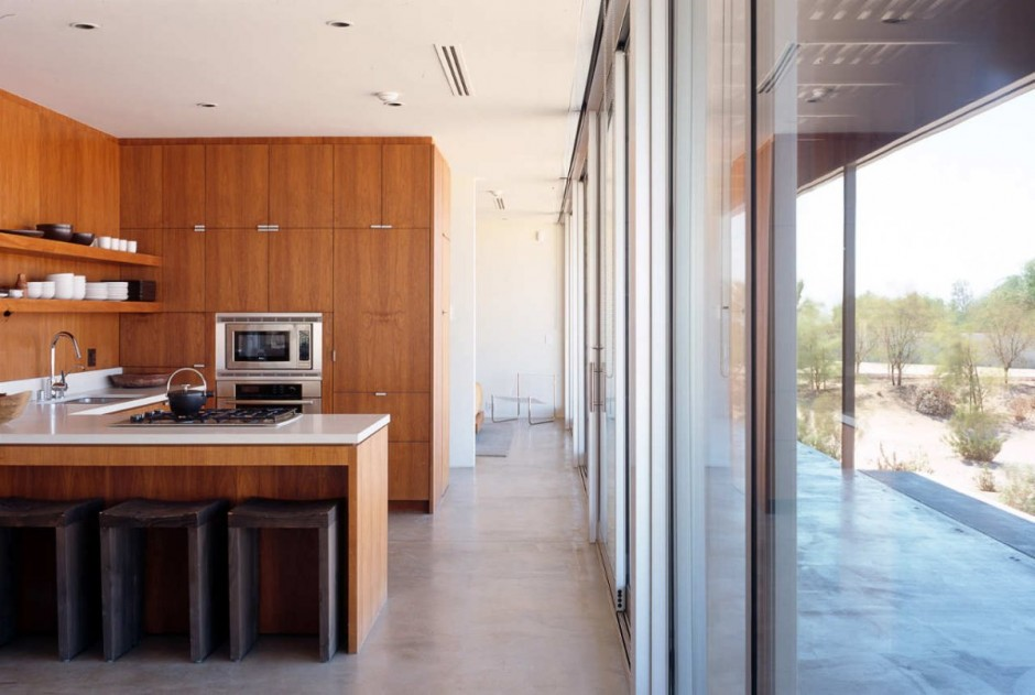 Desert House by Marmol Radziner  Shelby White  The blog