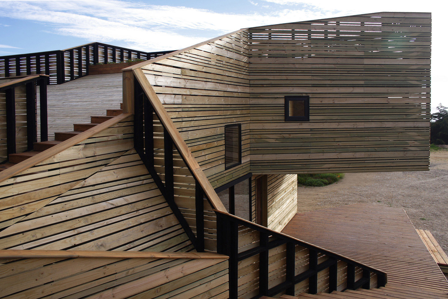 Metamorphosis House In Chile  Shelby White  The Blog Of